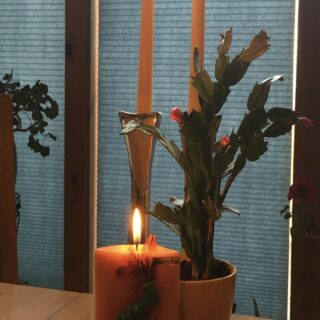 Contemporary Taper Candles